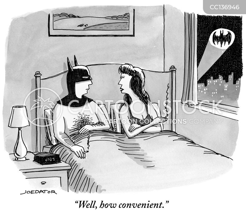 fear of commitment cartoon