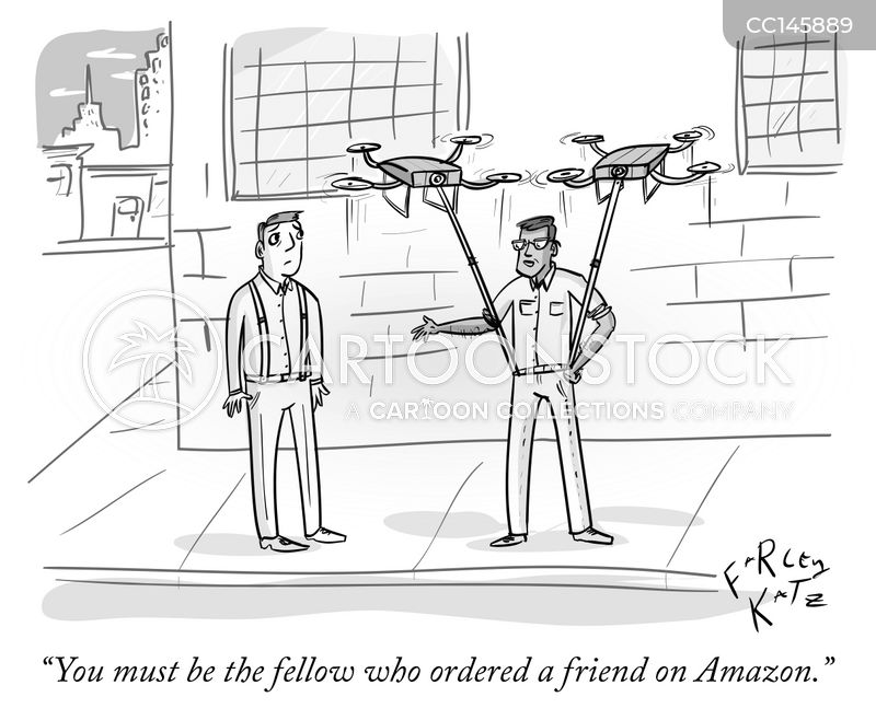 uav cartoon