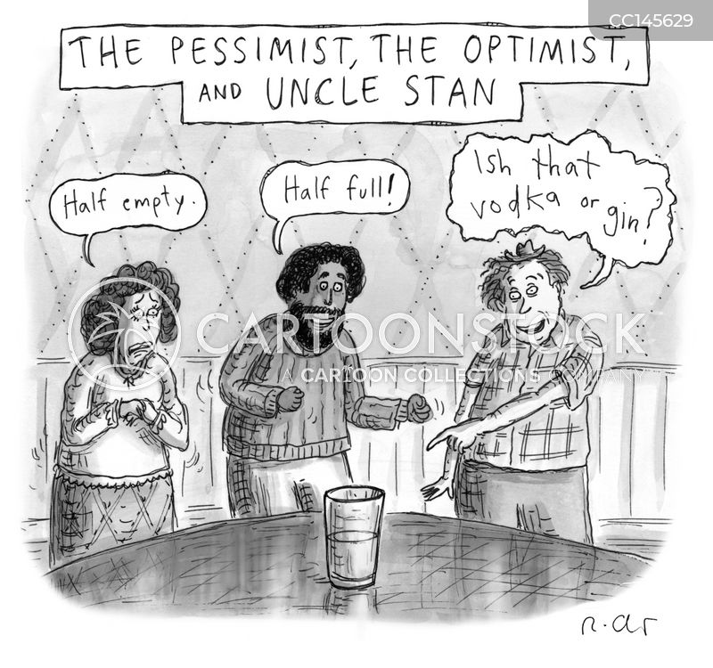 pessimists cartoon