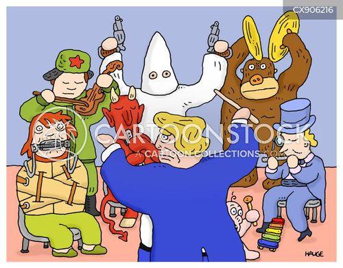 demons cartoon