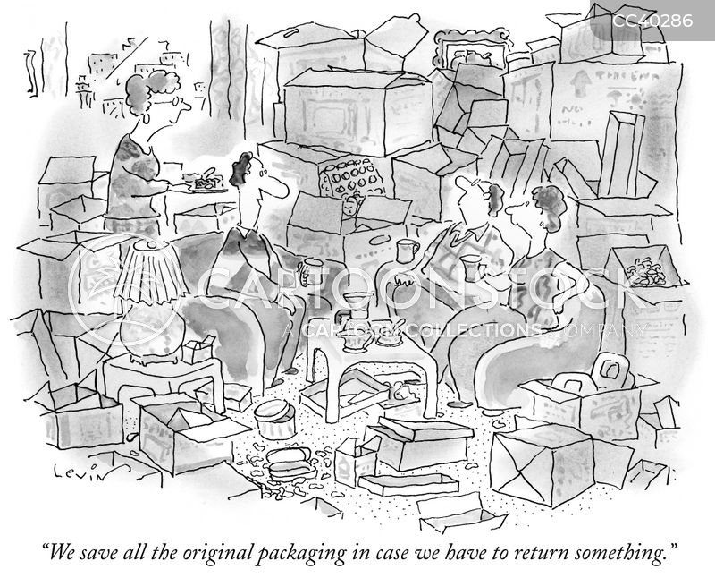 original packages cartoon