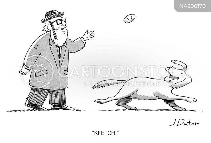 kvetch cartoon