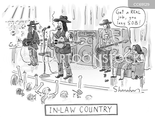 mothers-in-law cartoon