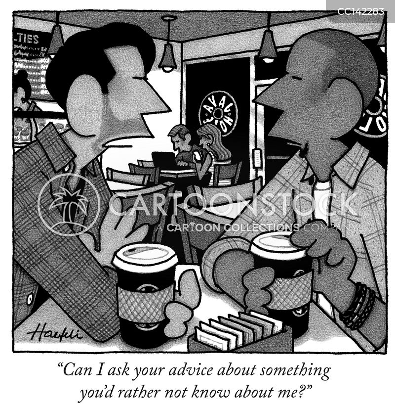 advise cartoon