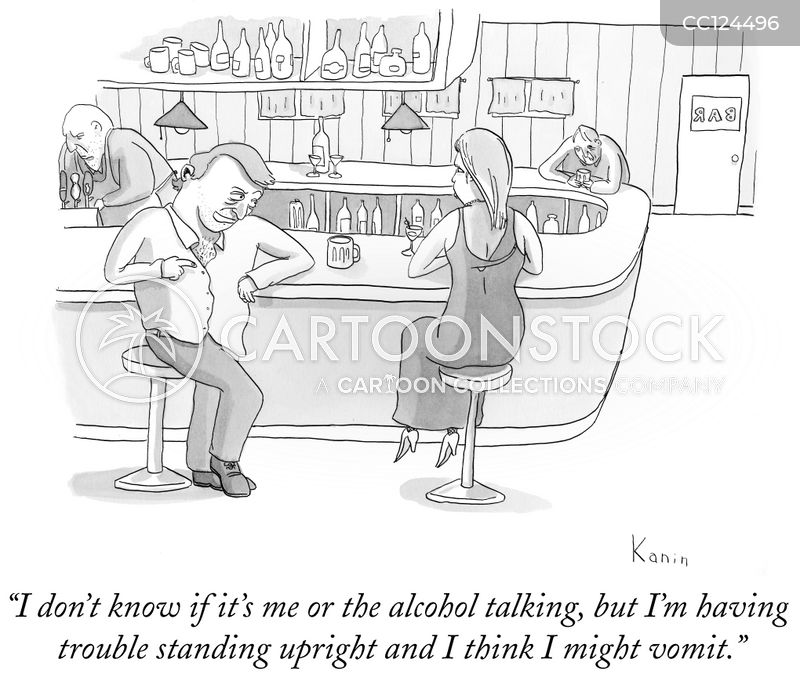 intoxicate cartoon