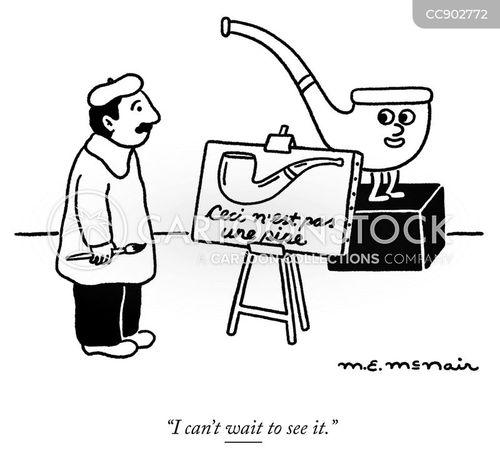 inspiring cartoon
