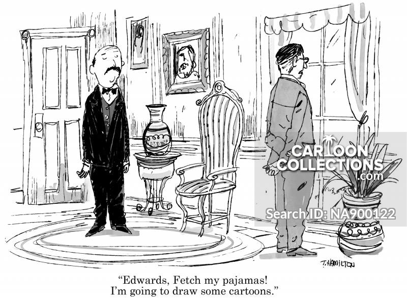 doodled cartoon