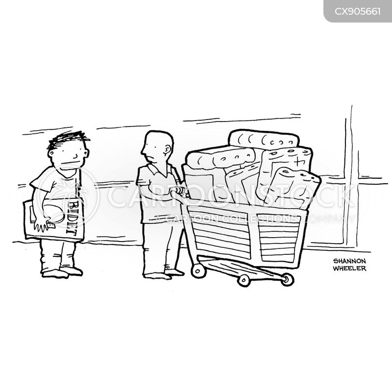 stockpiles cartoon