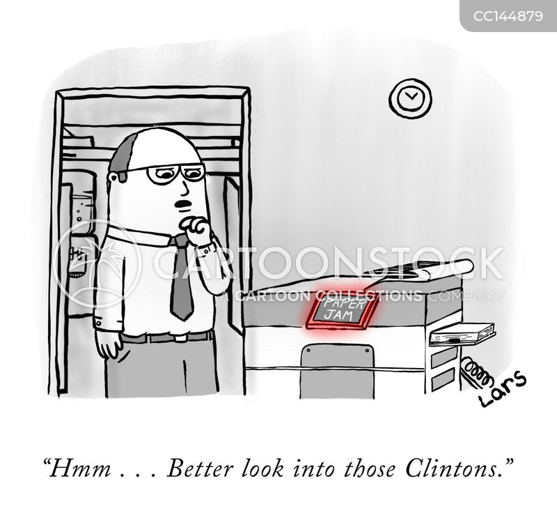 investigation cartoon