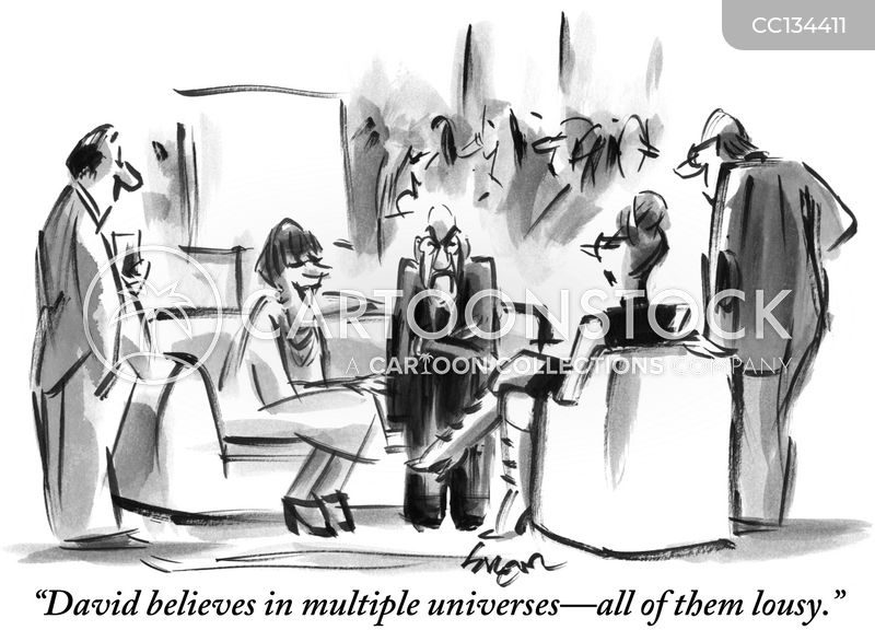 Alternate Universe cartoon
