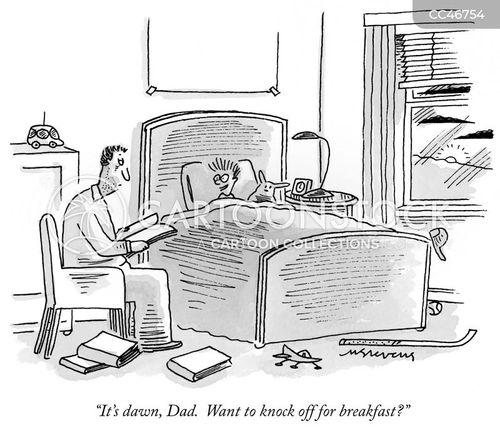 all-nighter cartoon