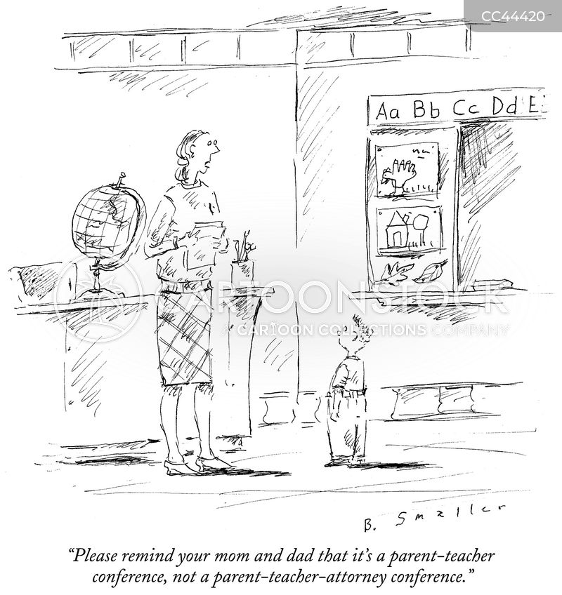 bad parent cartoon