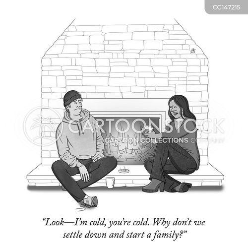 start a family cartoon