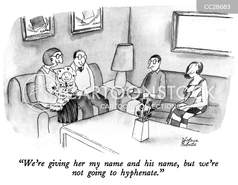 surname cartoon