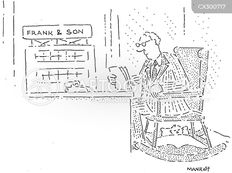 company owners cartoon