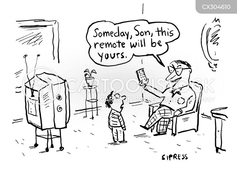 dad joke cartoon