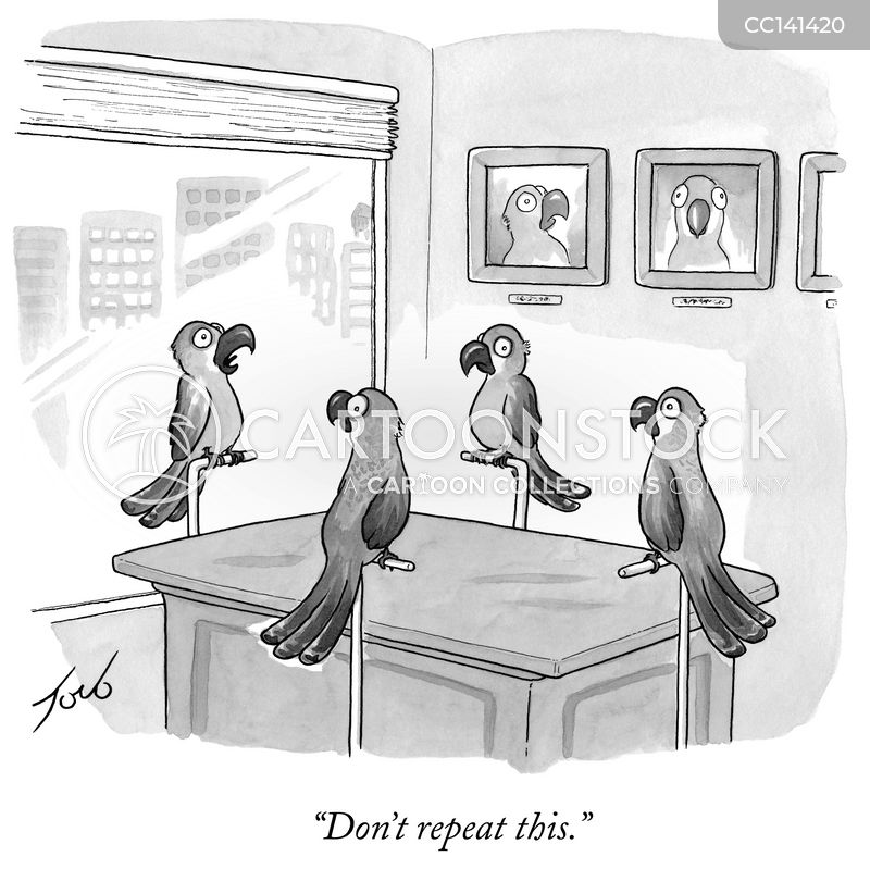 copies cartoon