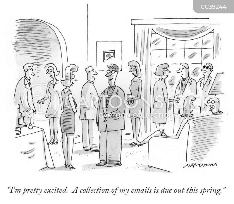 collections cartoon