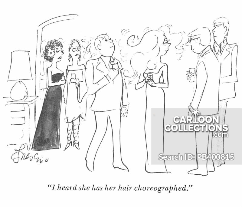 choreographer cartoon