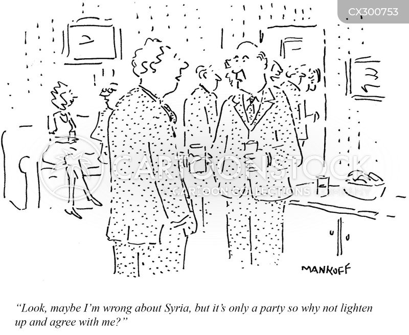 uptight cartoon