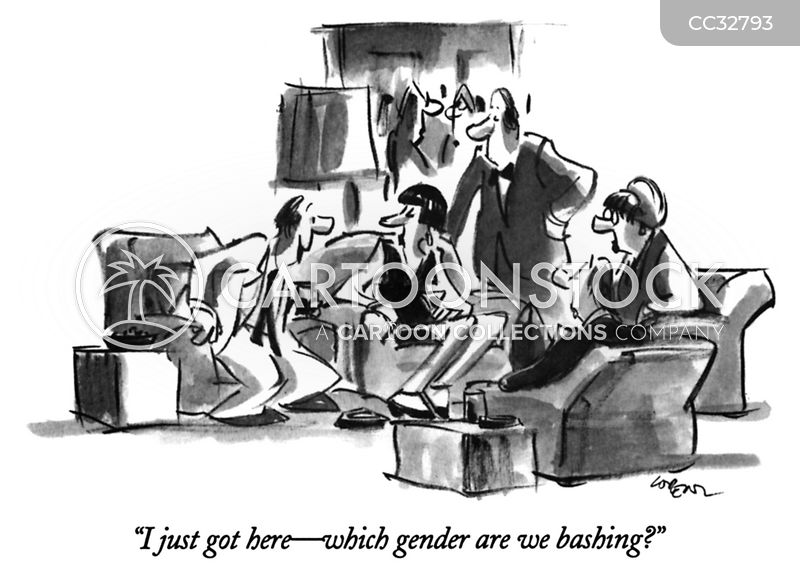 misandry cartoon