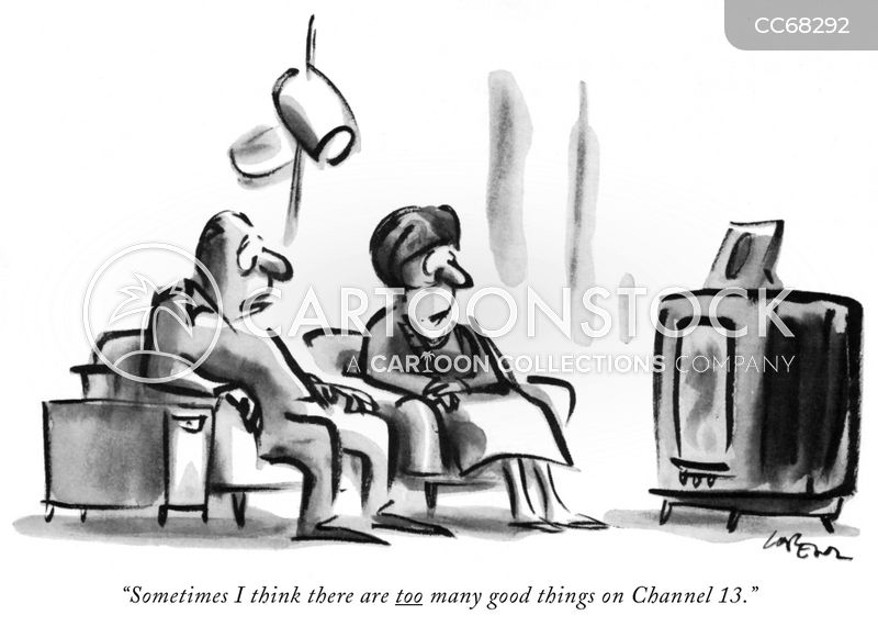 viewers cartoon