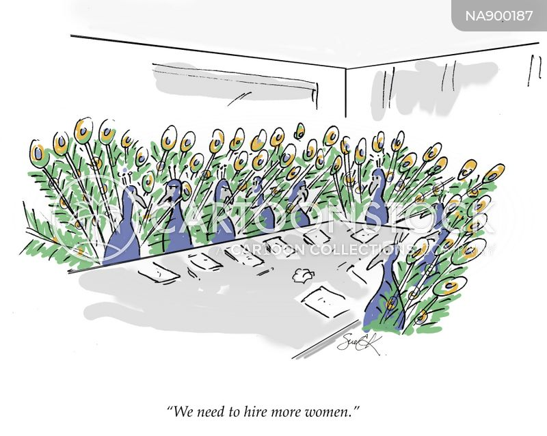 work place cartoon