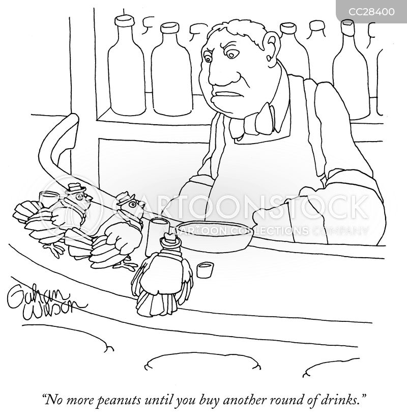 Publican cartoon