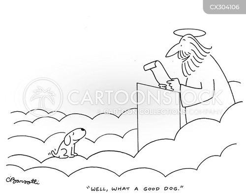 good boy cartoon