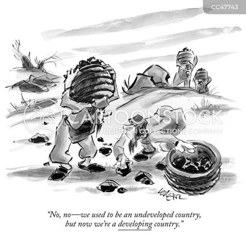peasantry cartoon