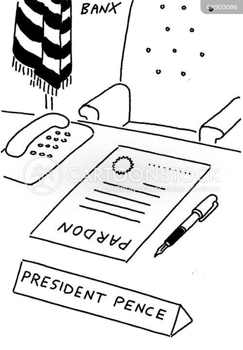 vice president pence cartoon