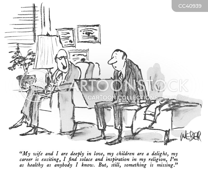 therapy sessions cartoon