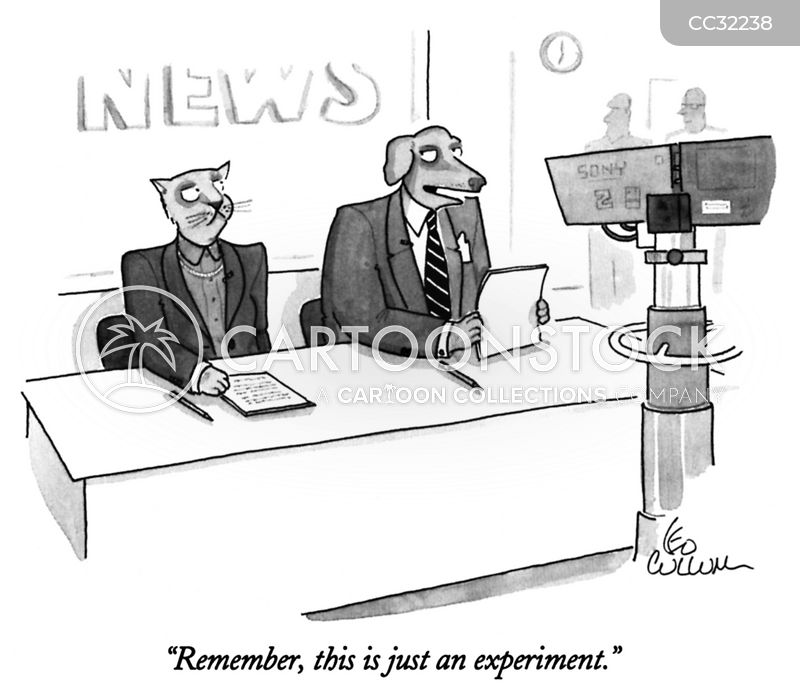 failed experiment cartoon