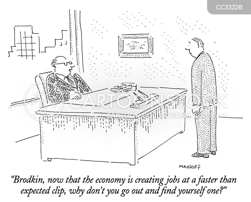 Job Rates cartoon