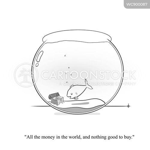 small world cartoon