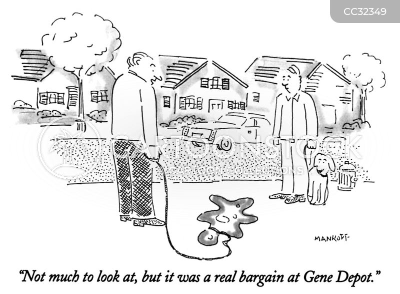 bargains cartoon