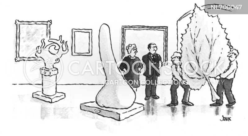 phallic symbols cartoon