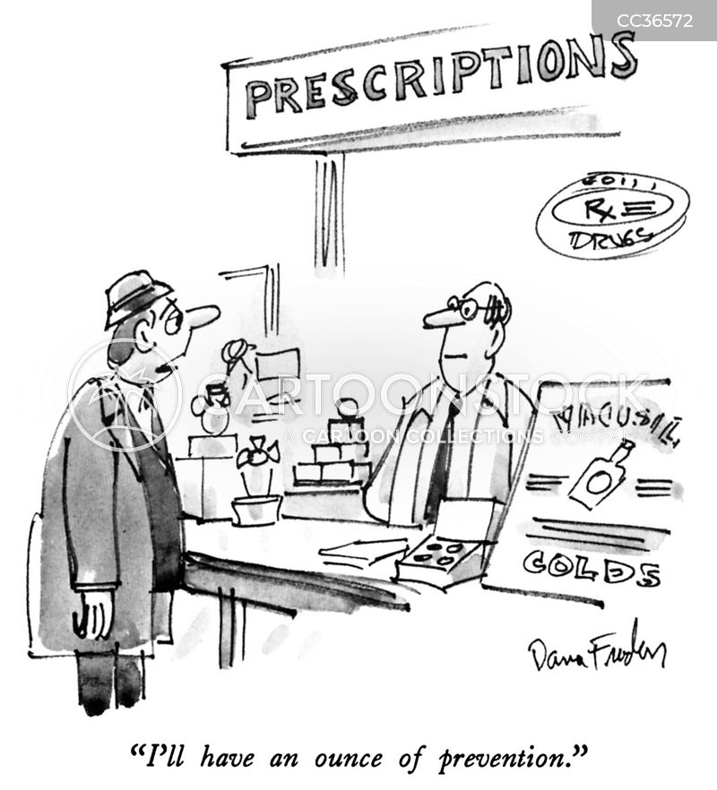 cures cartoon