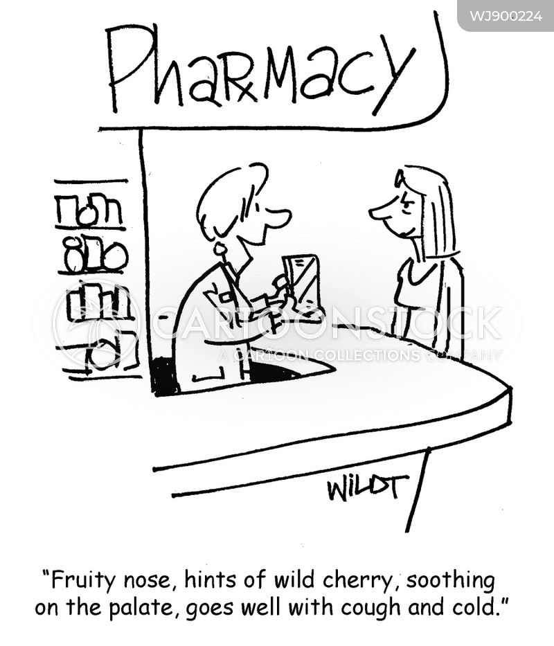 cough medicine cartoons and comics funny pictures from cartoonstock https www cartoonstock com directory c cough medicine asp