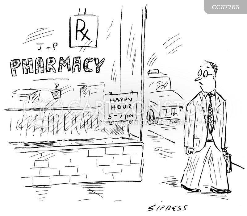 med cartoon