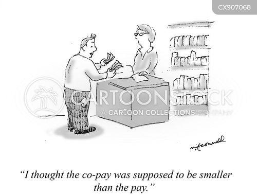 medical cover cartoon
