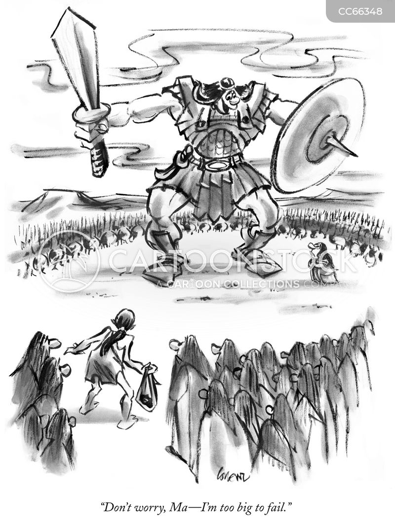 goliath cartoon