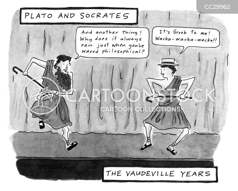 vaudeville cartoon