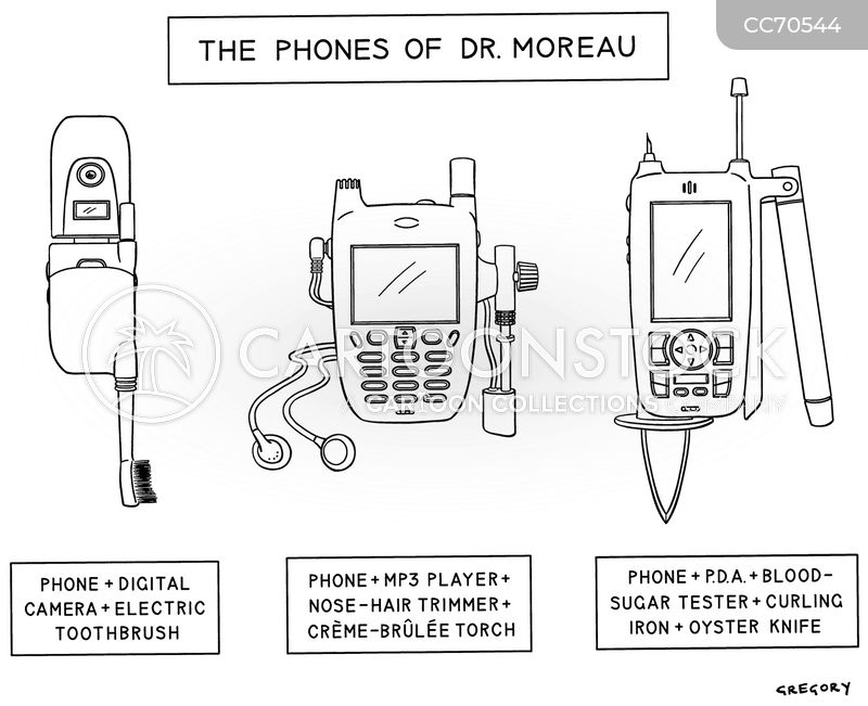 gadget cartoon