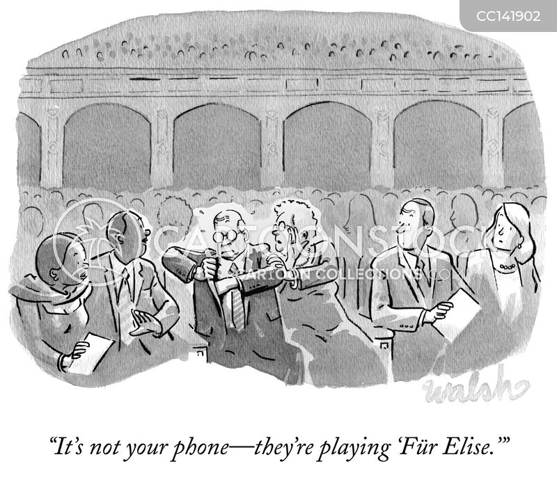 ringtone cartoon