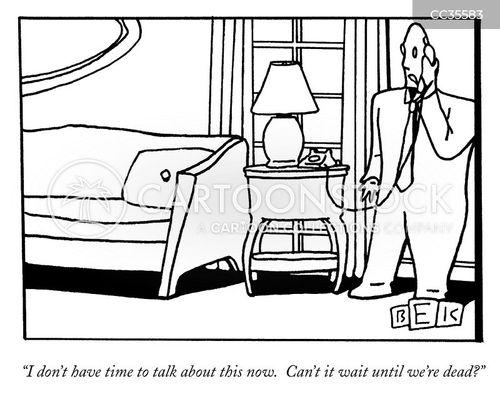 no time cartoon
