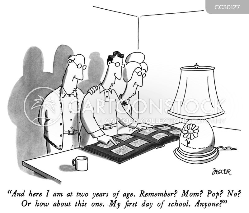 alzheimers cartoon