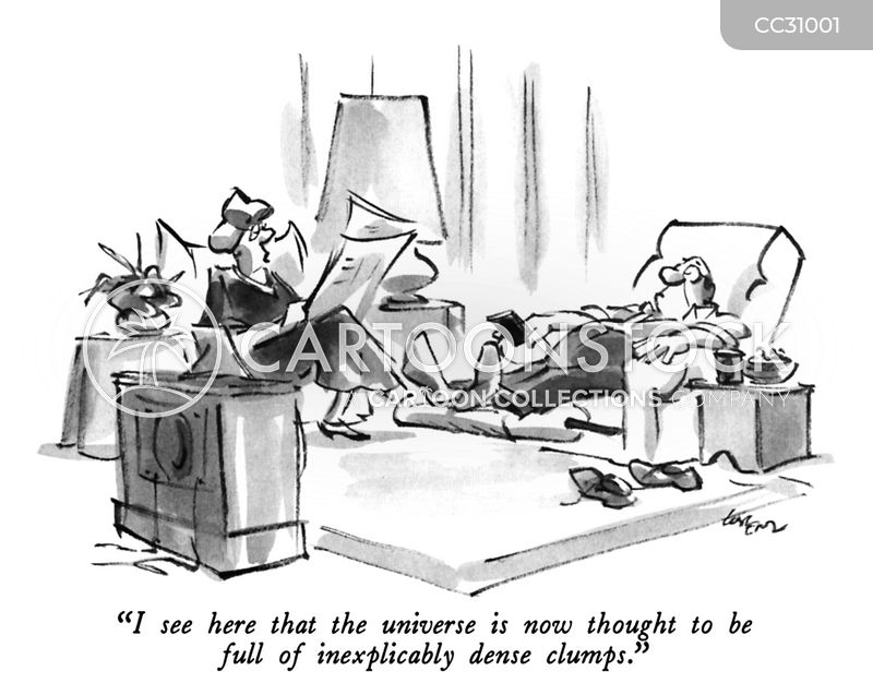 Physicists cartoon