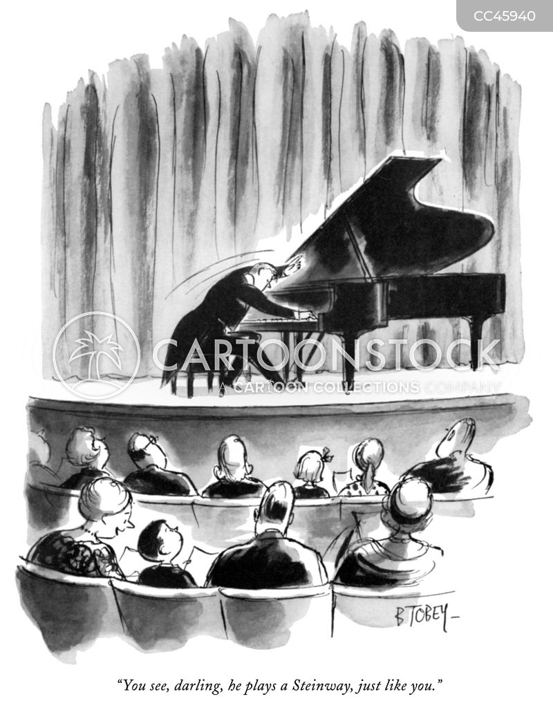 musician cartoon