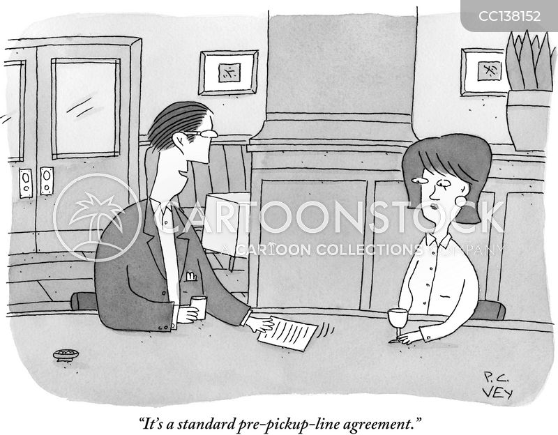 Verbal Contracts cartoon